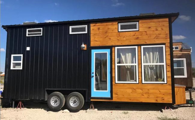 Texas Style By Incredible Tiny Homes Tiny Living