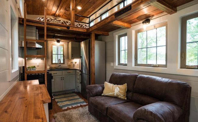 Retreat By Timbercraft Tiny Homes Tiny Living