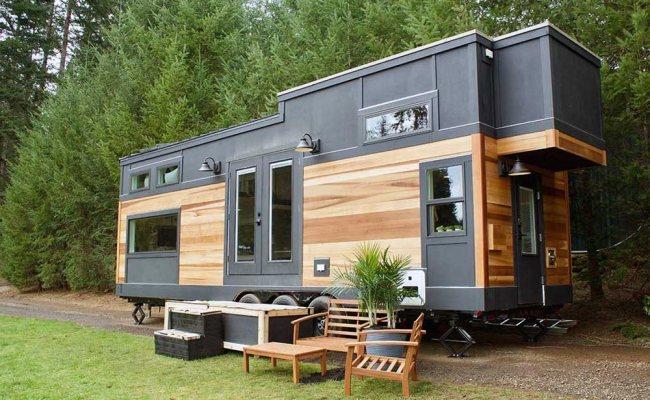 Tiny Home Big Outdoors By Tiny Heirloom Tiny Living