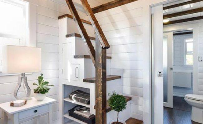 Custom Loft Edition By Mint Tiny Homes Tiny Living