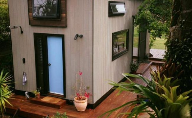 Australian Zen Tiny Home Tiny Living