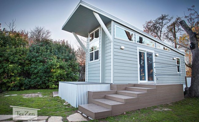 Open Concept By Texzen Tiny Home Co Tiny Living