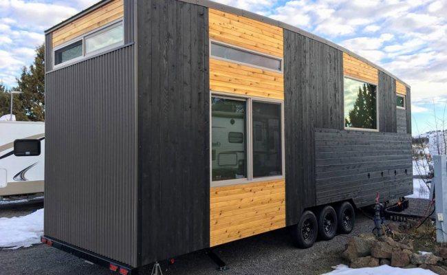 Modern Scandinavian Tiny House Studio Tiny Living