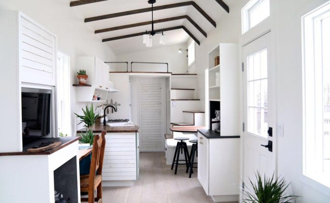 Coastal Craftsman By Handcrafted Movement Tiny Living