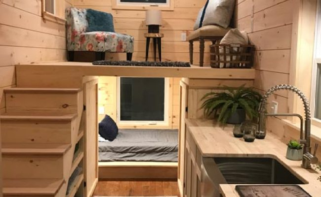 Sweet Dream By Incredible Tiny Homes Tiny Living
