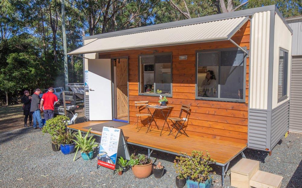 Beach Shack by Tiny Homes Tilba Australia  Tiny Living
