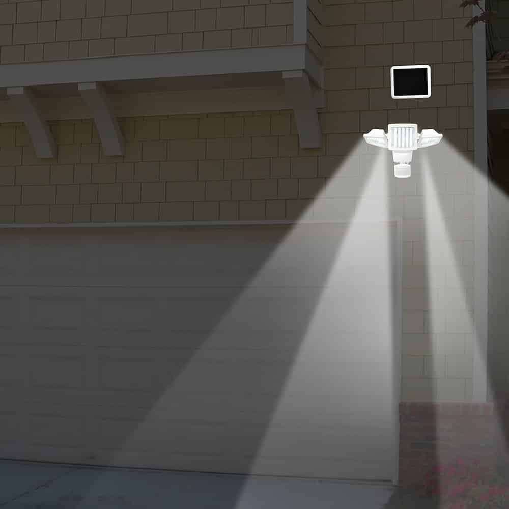 What are the best solar powered motion sensor lights?