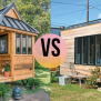 Tiny Home Trailer Vs Standing Tiny Home 10 Facts To