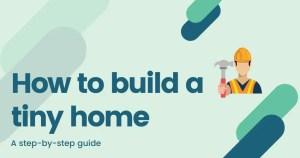 building a tiny home