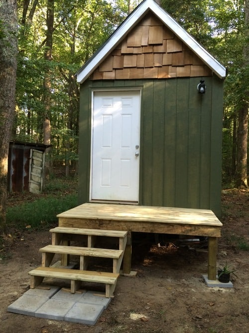 tiny home for under $20k
