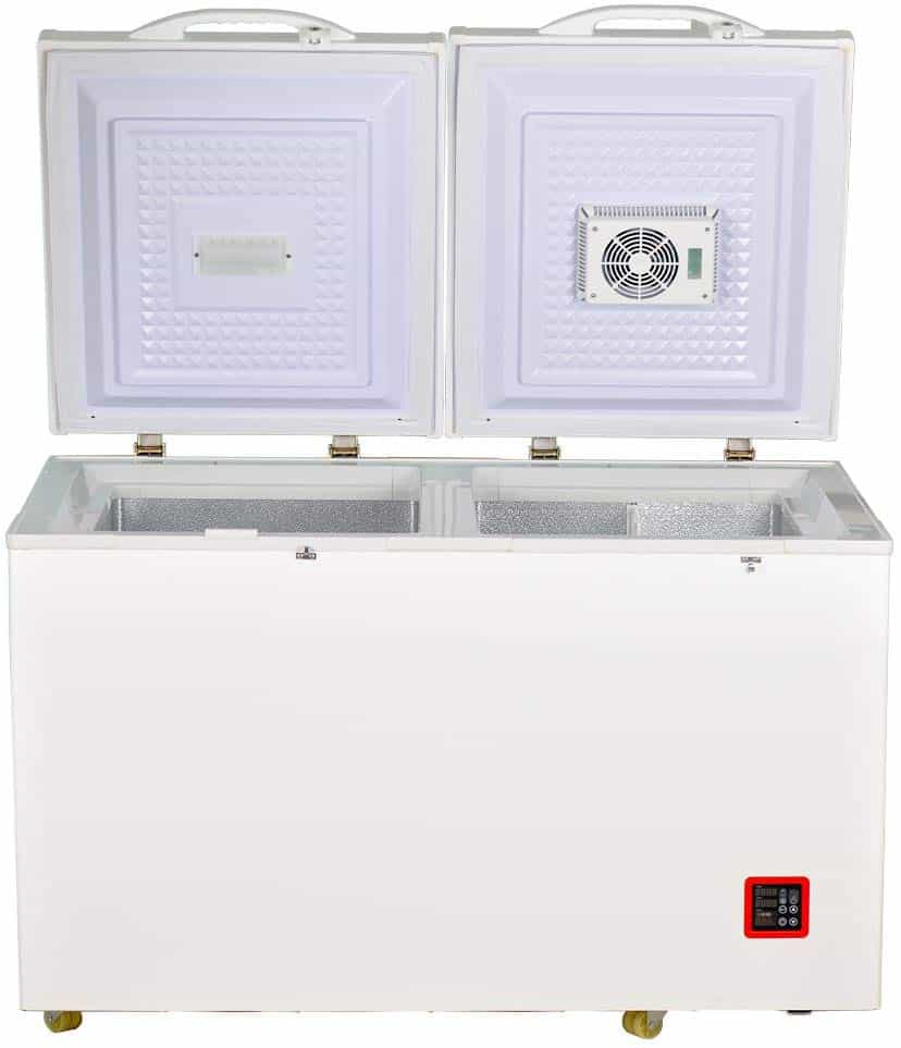 DC Solar Refrigerator