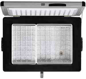 Whynter Fm-45G solar refrigerator