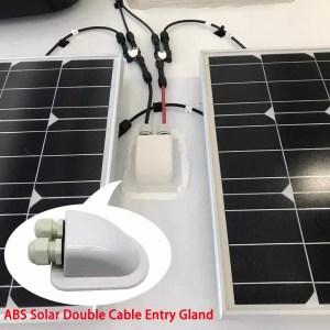 ACOPOWER solar panel kit