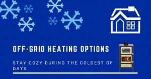 Off-Grid Heating Options