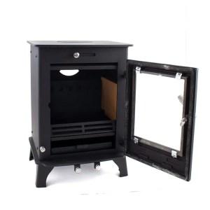 dwarf 5kw wood stove