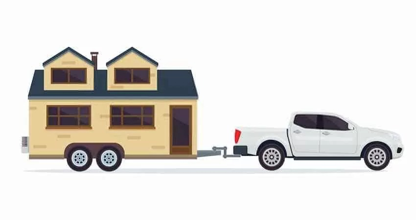 What is the Average Weight of a Tiny House on Wheels?