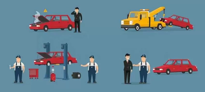 Is hiring a towing company the best decision
