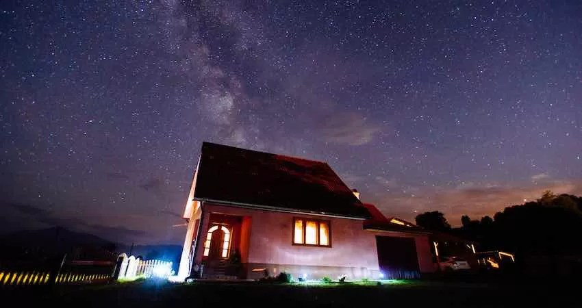 Why LED lighting solution is the best for tiny houses