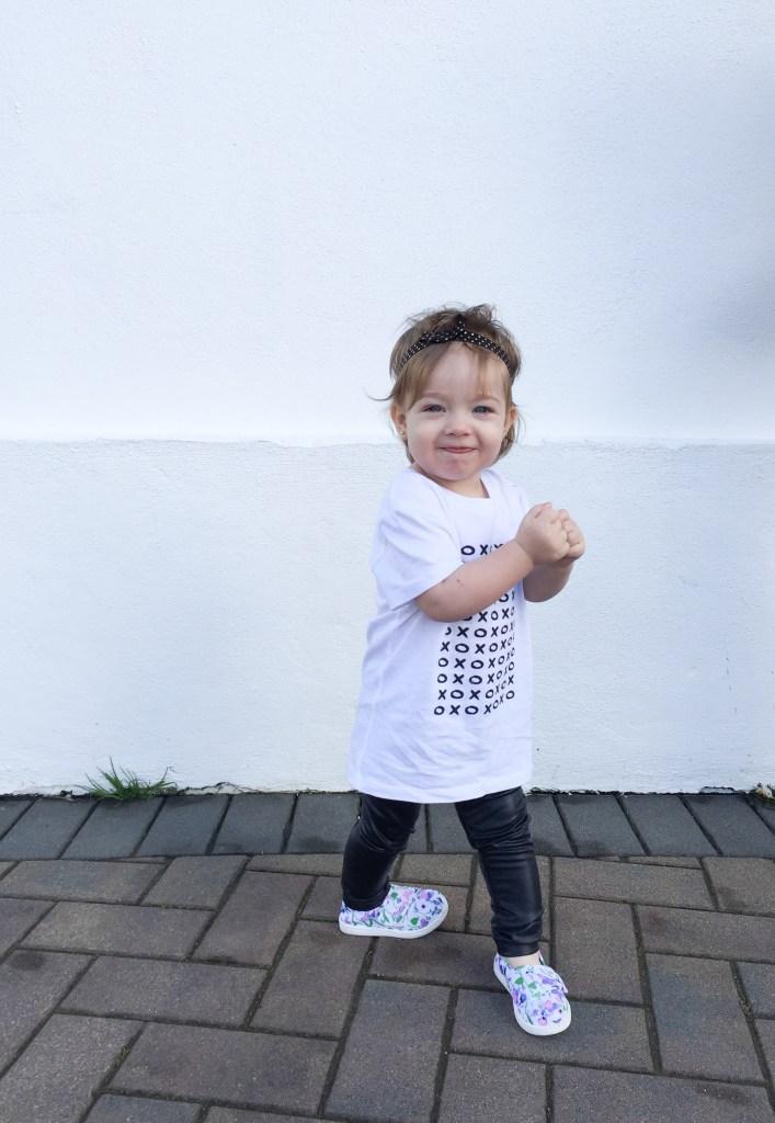 Cool toddler