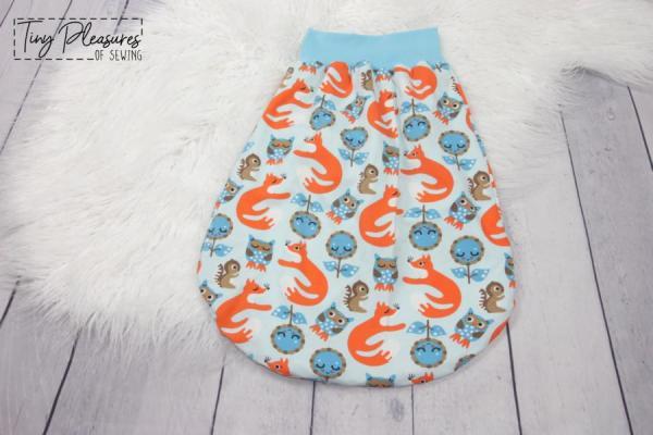 "Baby-Schlafsack ""Tiny Fox"""