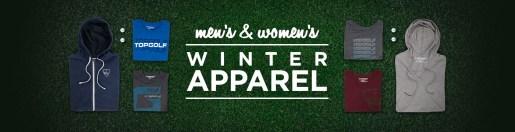 2014 Winter Apparel Website Ad