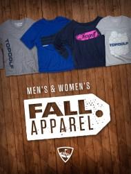 2015 Fall Apparel Ad Campaign