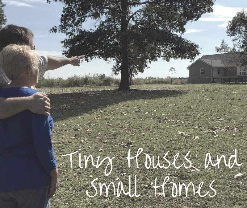 Tiny Houses and Small Homes Can Free You From A Mortgage