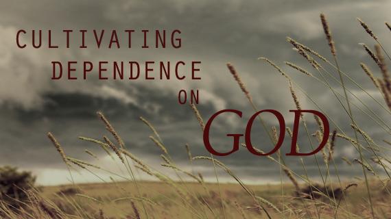 dependence-on-God