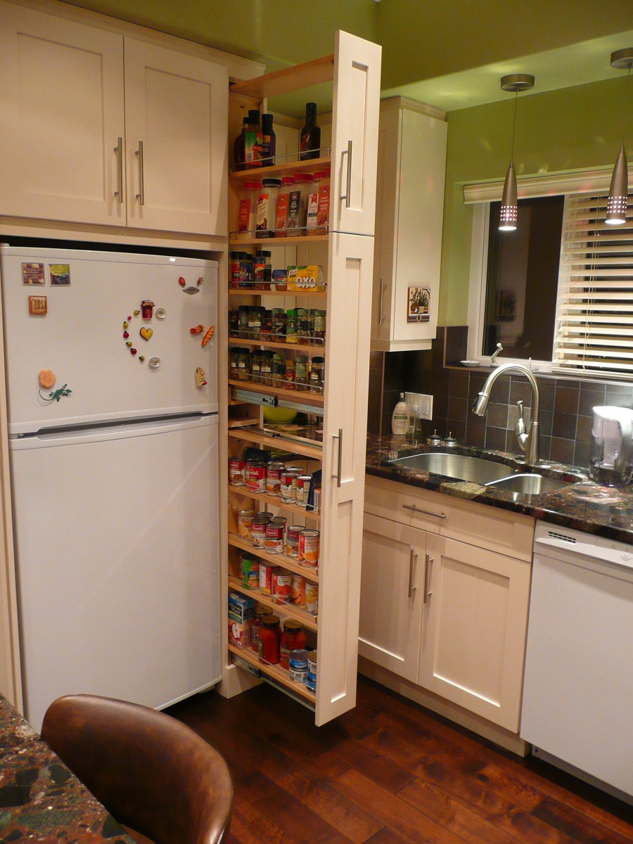 Pantry For Small Kitchen Top 10 Genius Small Kitchen Ideas That Will Change Your Life Forever