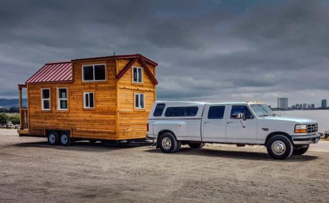 How To Towing A Tiny House Simply Safely Tiny Spaces