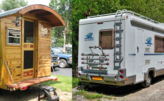Tiny Houses On Trailer Vs Rvs Which Is Better Tiny