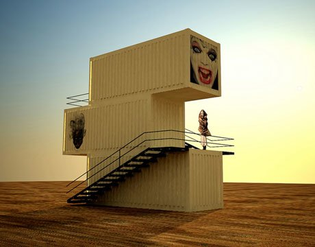 M2AKT Container House