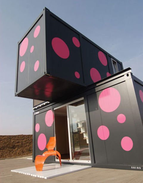 best container house design