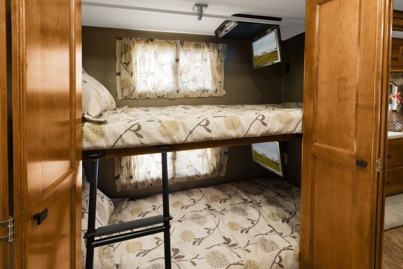 What is the most popular space saving furniture for rvs for Rv loft bed