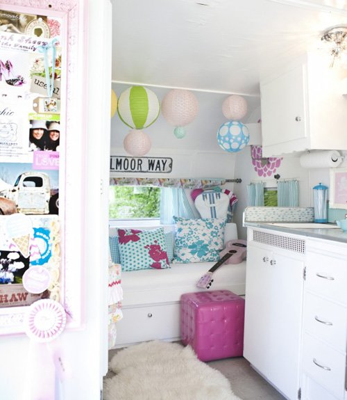princess camper style