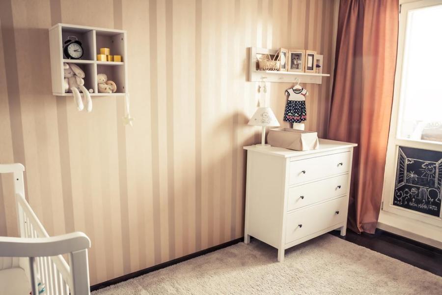 A vintage Room