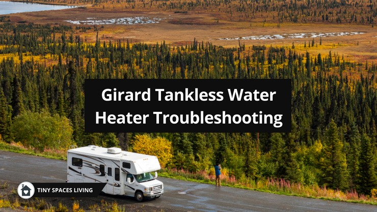 girard tankless water heater troubleshooting instructions