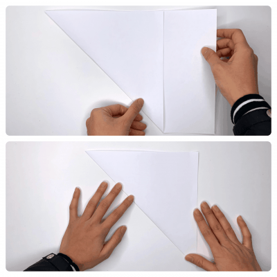 how to make a paper snowflake (1)