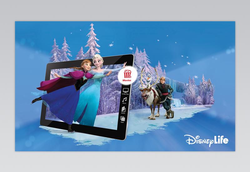 Disney Life Frozen