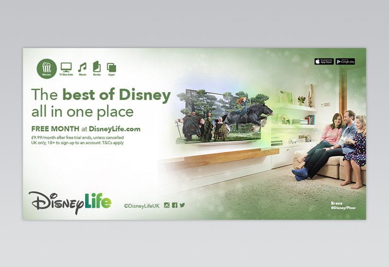 Disney Life Brave