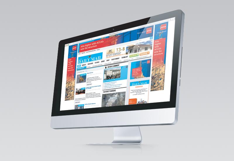 ACCA Web Adverts