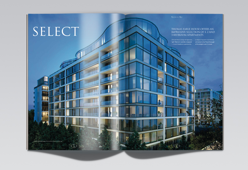 Kensington Row Property Brochure