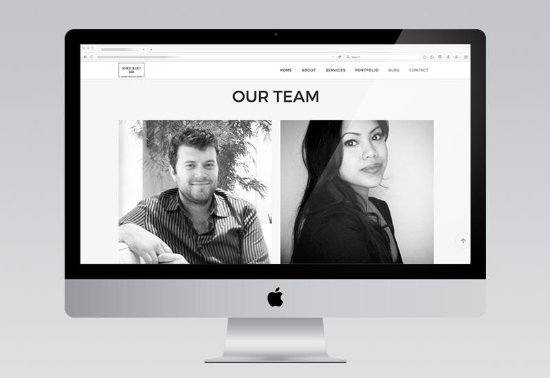 Robert Blaney Website