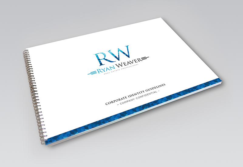 Ryan Weaver Brand Guidelines