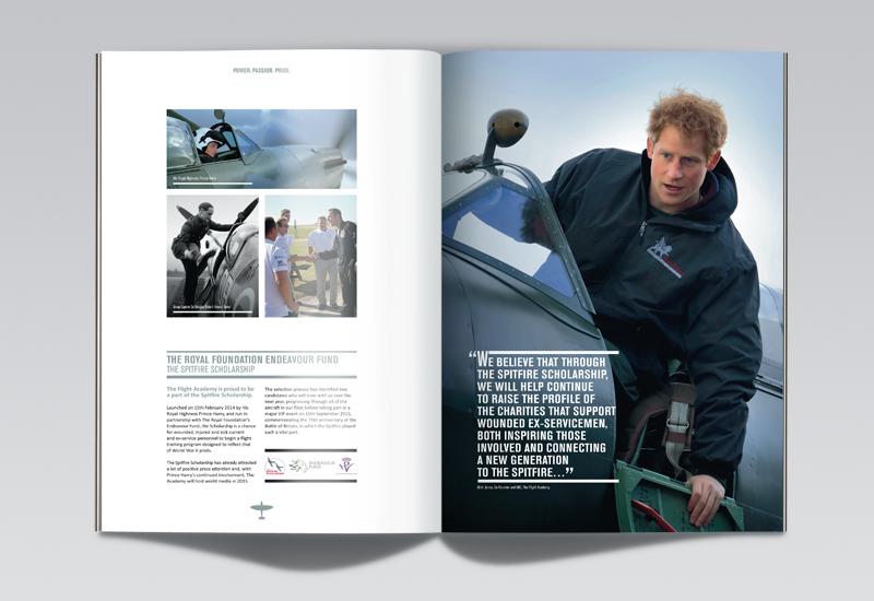 Spitfire Brochure