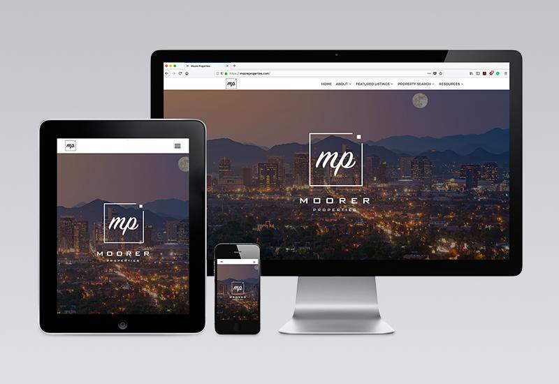 Moorer Properties Website
