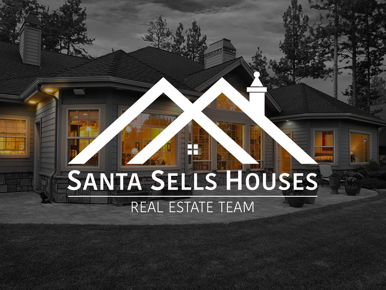 Santa Sells Houses