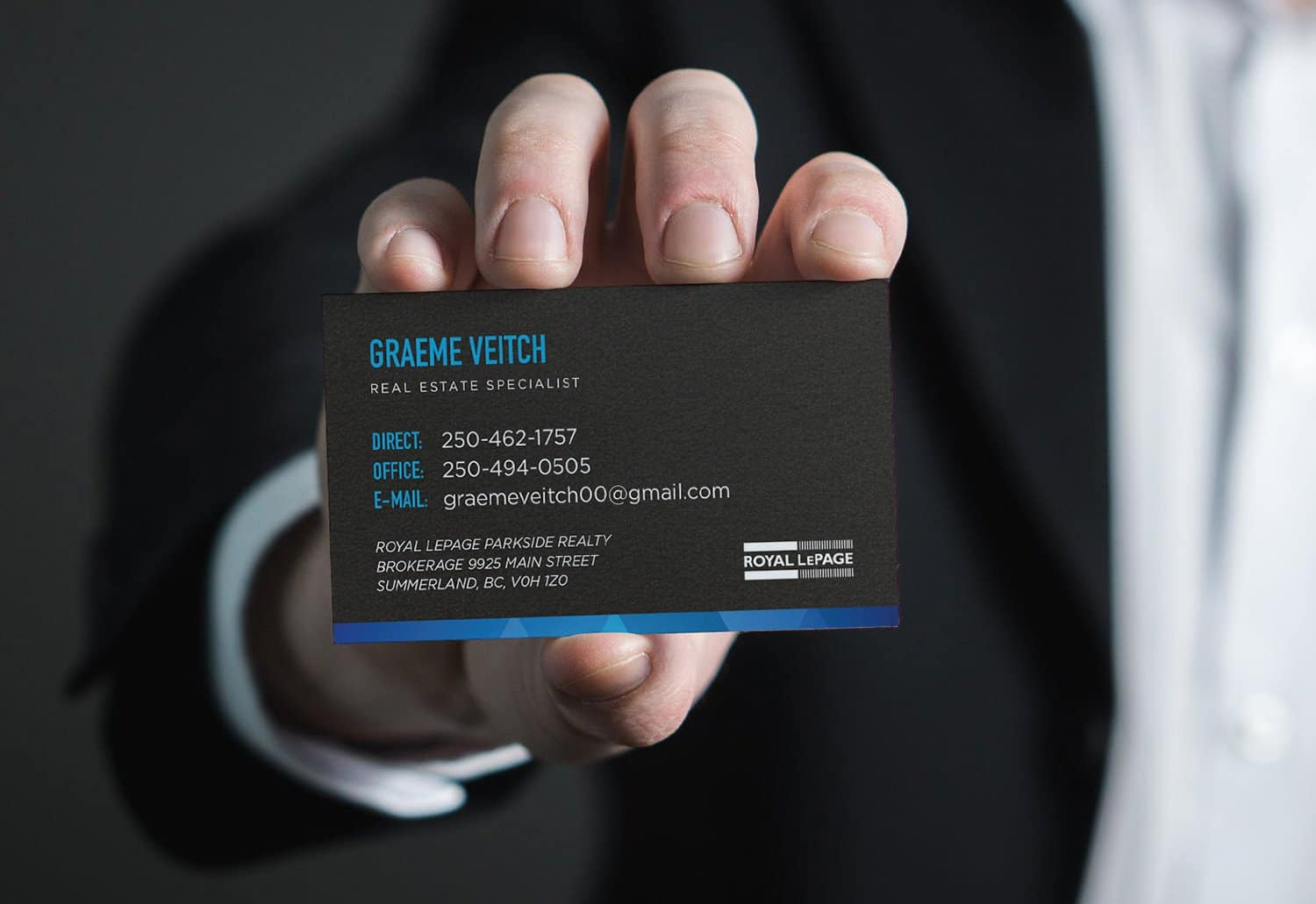 6. Why custom Business Cards are extremely important in Real Estate