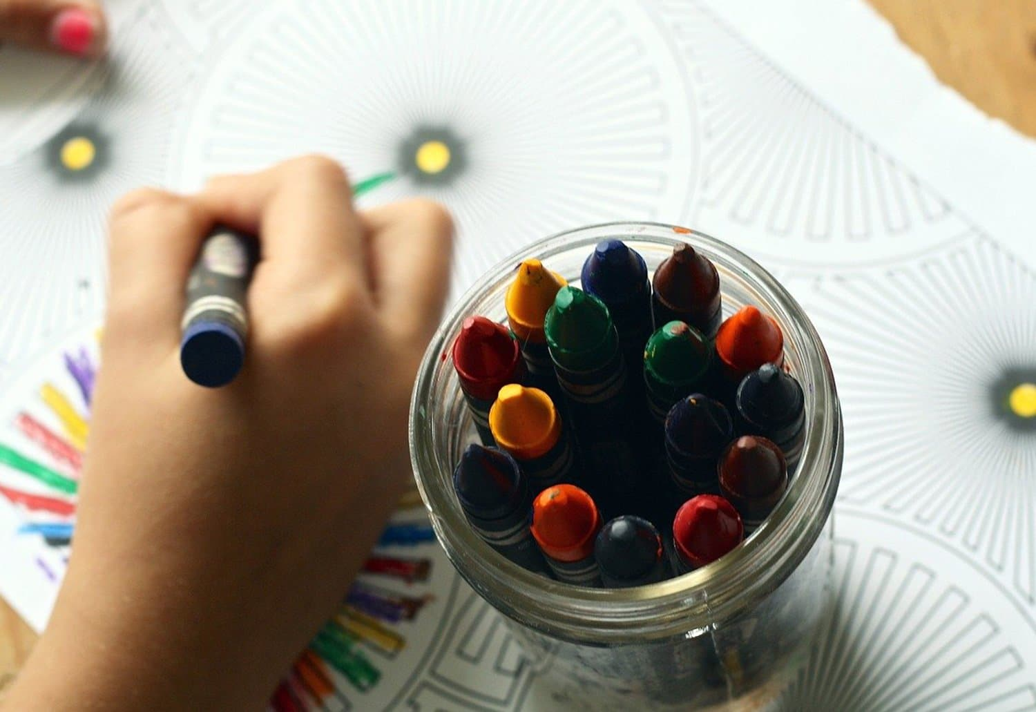 Branded Real Estate Coloring Books for the kids