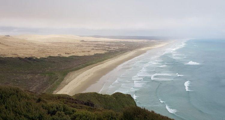 Cape Reinga Day 1 - Te Werahi beach